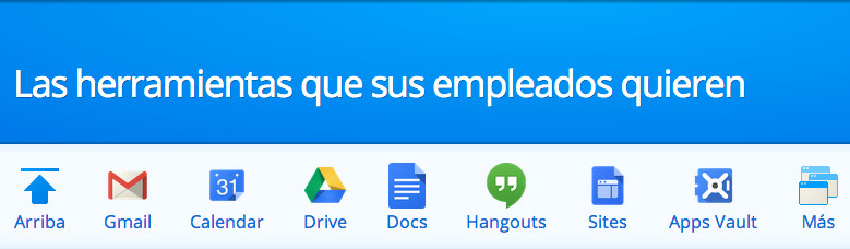 Google Apps en Perú