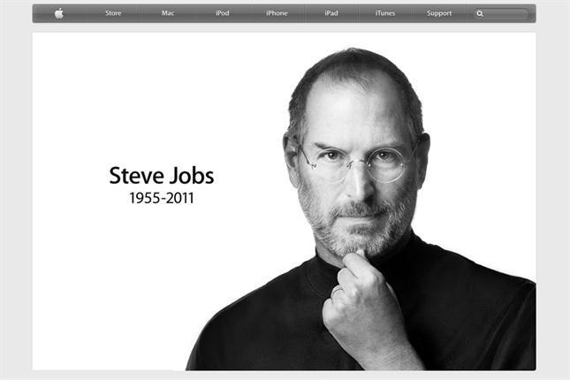 Powerful and cool: Adios Steve Jobs