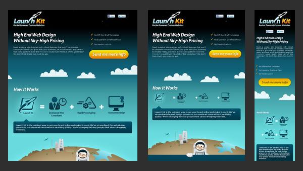 Responsive Design - Launch Kit