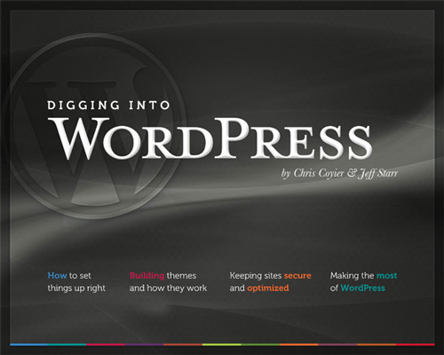 tutorial wordpress ebook