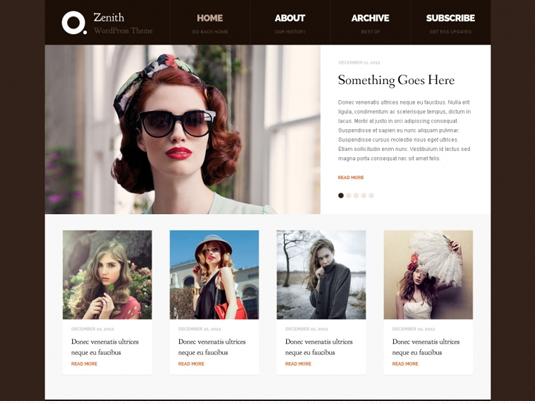 10 temas gratuitos de Wordpress para diseñadores
