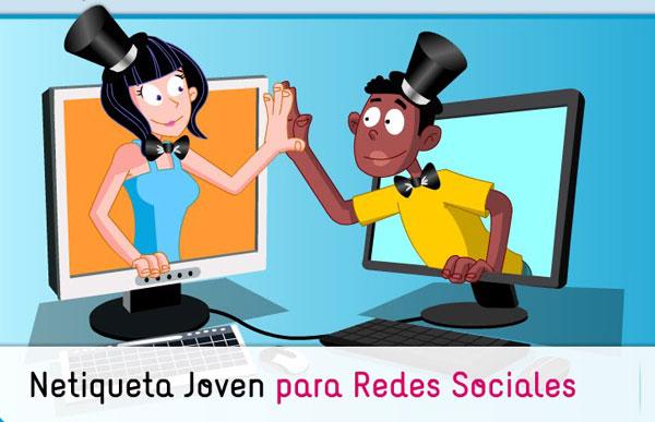 Reglas de Netiqueta para redes sociales