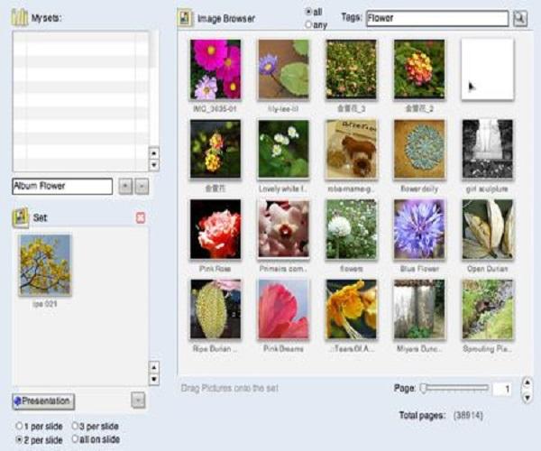 Programas para compartir presentaciones web
