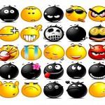 Tipos de emoticonos para mensajería instantánea