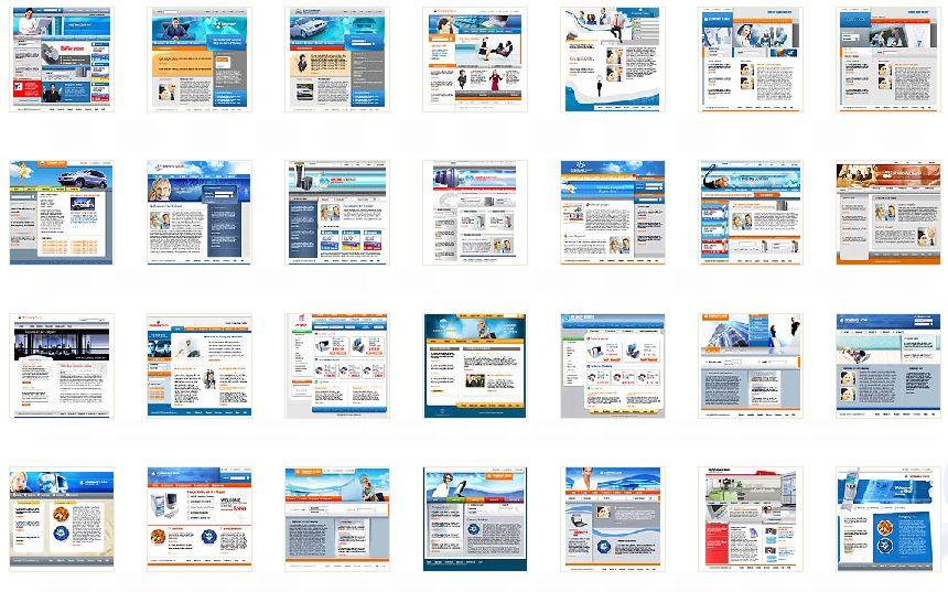 Del diseño desde cero, al uso de plantillas Web