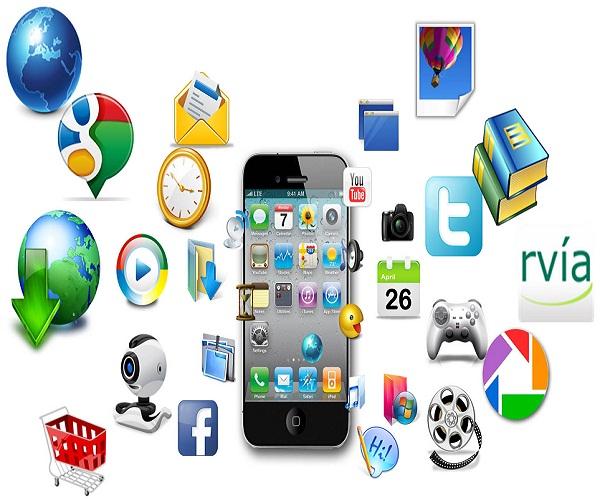 España: el 72% de usuarios usa aplicaciones móviles en el trabajo