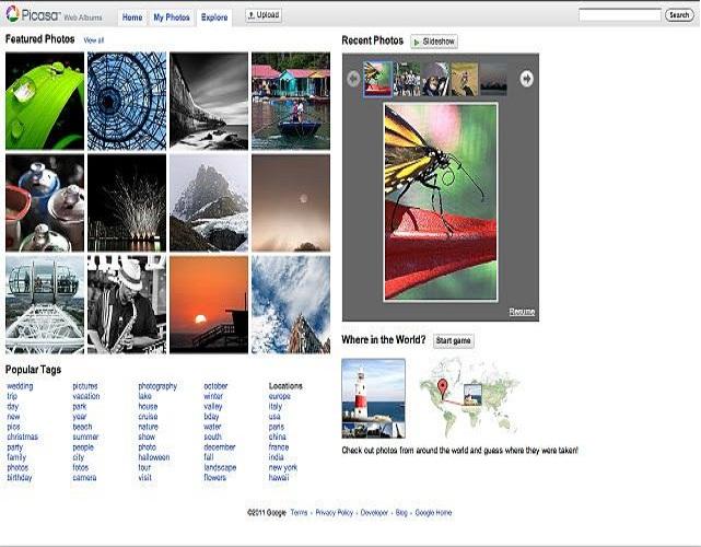 Con estas herramientas será sencillo compartir imagenes para tus proyectos.