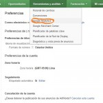 Cómo enlazar AdWords con Analytics