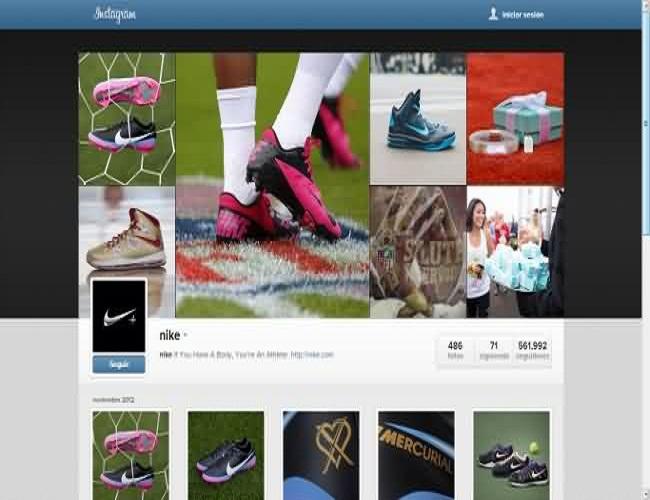 Instagram es usado por el 71% de las grandes empresas