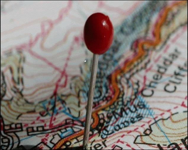 Pinterest apuesta por la geolocalización con Place Pins