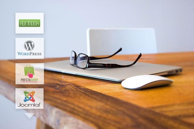 Diseño de Paginas Web Administrables