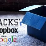 ¿Google indexa tus archivos privados de Dropbox?