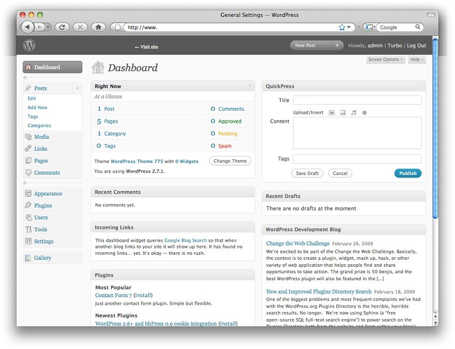 5 beneficios de utilizar páginas web administrables