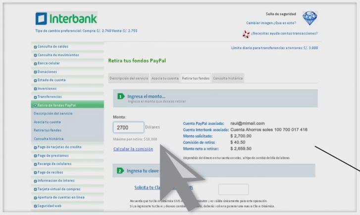 paypal interbank 002