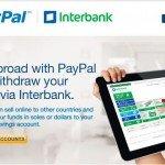 Retirar fondos en Perú de Paypal a Interbank