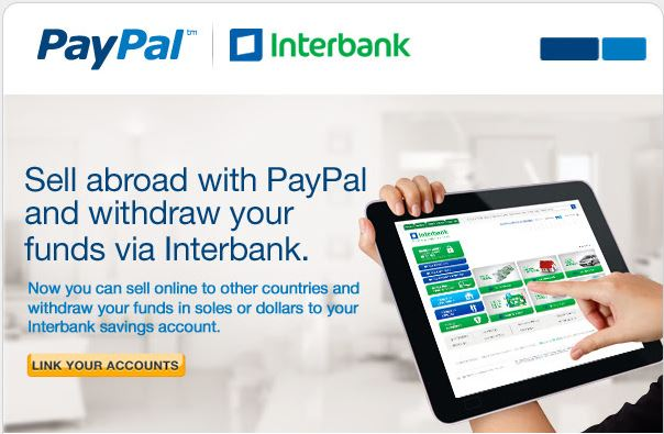 paypal interbank