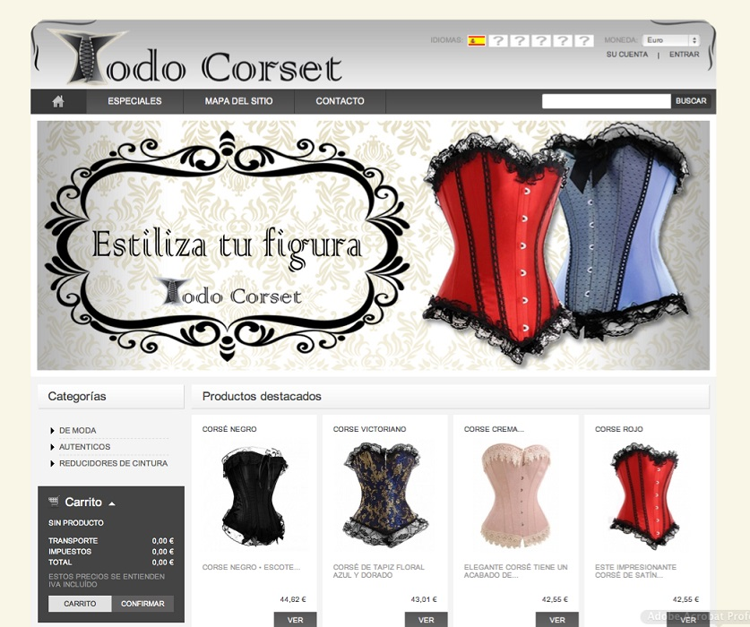 El comercio electronico: 7 razones para usar Magento en tiendas online.