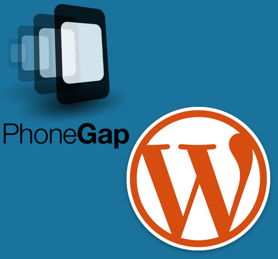wordpress-phonegap