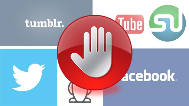 Cómo Bloquear Páginas Web