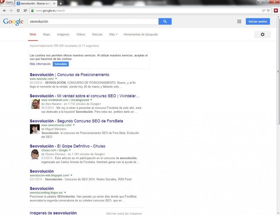 Posicionamiento web en WP: cómo colocar tu foto en las Serps de Google.