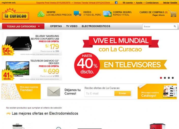tiendas online peru - La-curacao