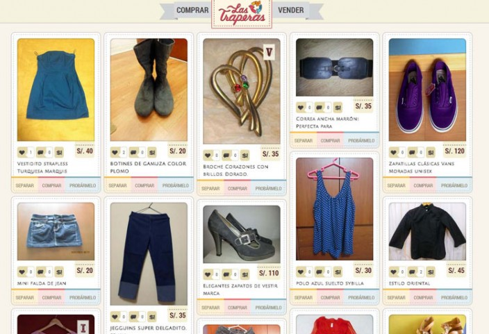 tiendas online peru - Las-traperas