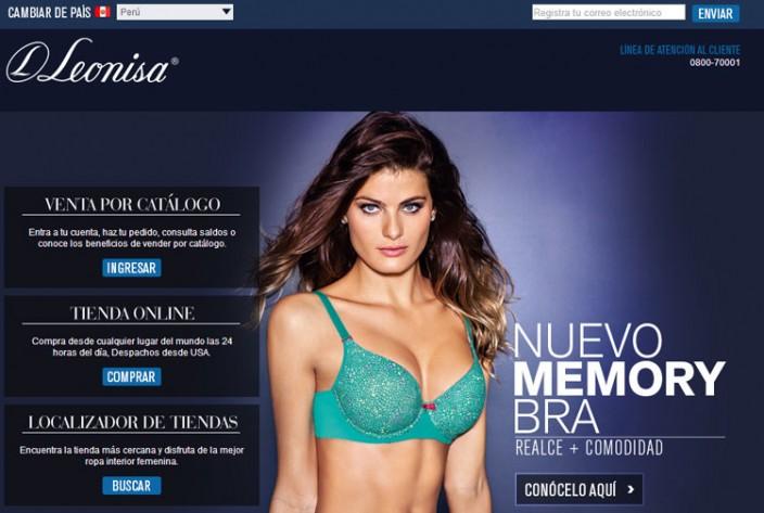 tiendas online peru - Leonisa