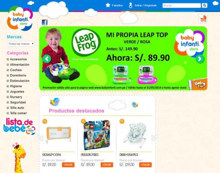 tiendas online peru - baby-infante-store