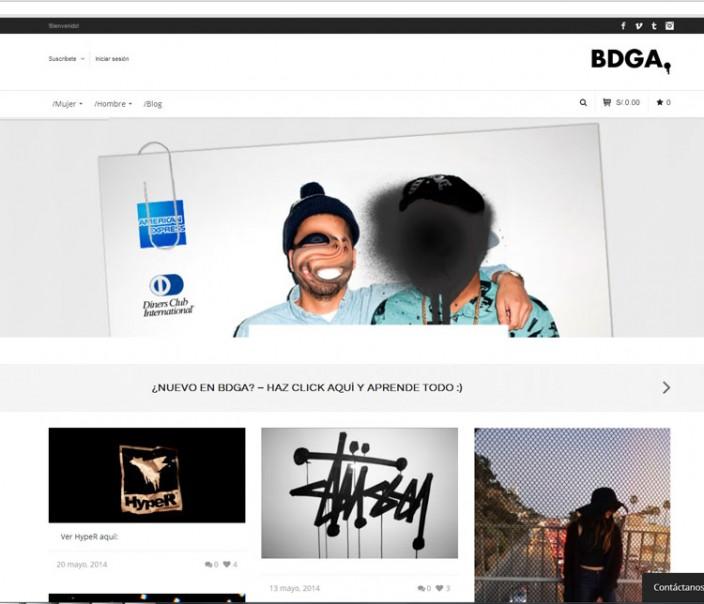 tiendas online peru - bdgatienda