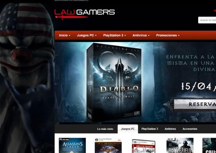 tiendas online peru - lawgamers