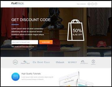 ejemplo de página web de compras de productos