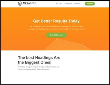 ejemplo de páginas web de SEO