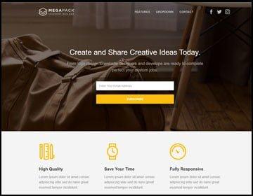 ejemplos de páginas web creativas