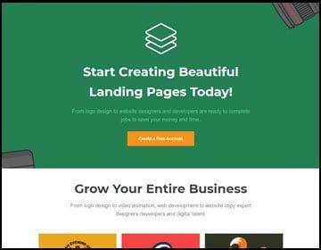 ejemplos de páginas web elegantes