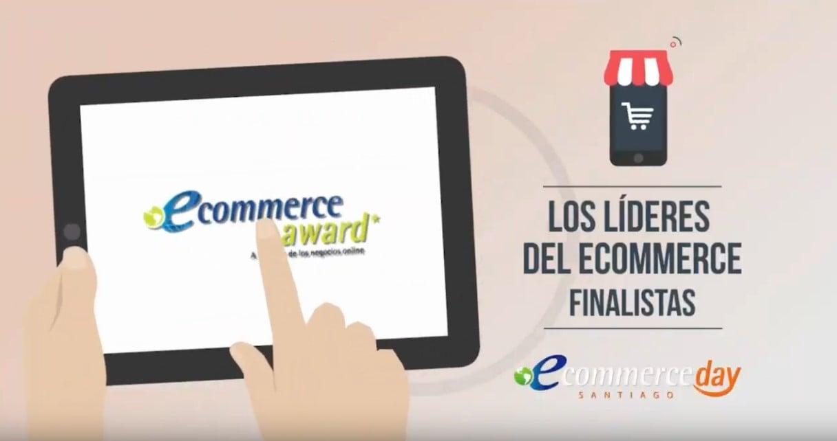 Ecommerceday Santiago 2019 - Líderes de eCommerce Finalistas