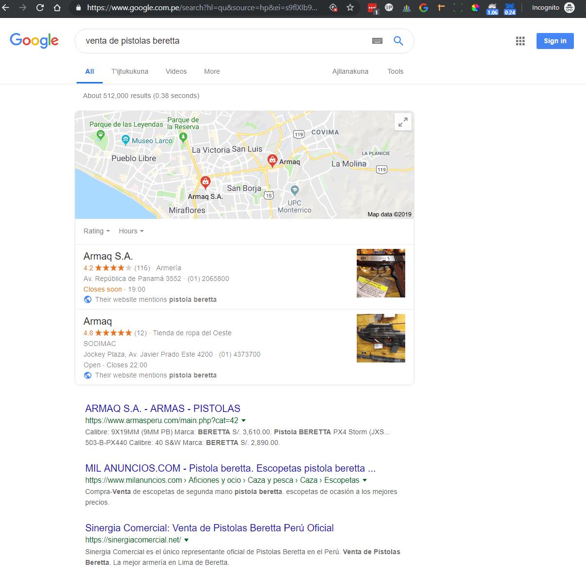 Google Ads vs Google Orgánico