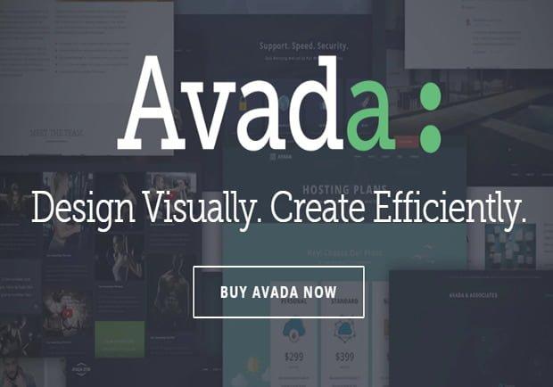 Plantillas WordPress Gratis - Avada