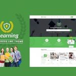 Plantillas WordPress Gratis - Elearning