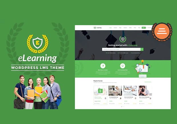 plantillas wordpress gratis elearning