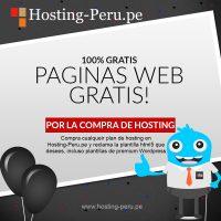 paginas web gratis